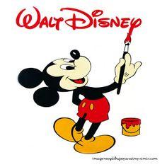 Mickey para imprimir y recortar
