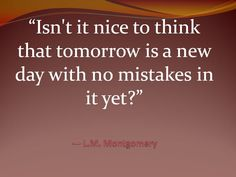 Think tomorrow with no mistakes to make. #challenges #motivation