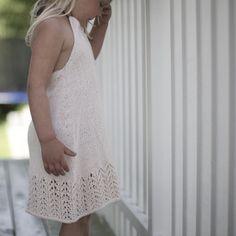 Silkemyk kjole (norwegian only)