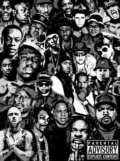 Tupac Wallpaper, Rapper Wallpaper Iphone, Rap Wallpaper, Hip Hop And R&b, Hip Hop Rap, Hip Hop Artists, Music Artists, Arte Do Hip Hop, Tupac Art