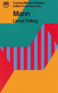 Jamie Shovlin, Mann by Lionel Trilling (Variation 1A)