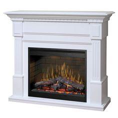Dimplex Essex Electric Fireplace   WoodlandDirect.com: Indoor Fireplaces: Electric