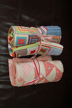 baby quilts hitting the road | Flickr - Photo Sharing!