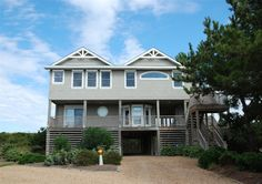 Twiddy Outer Banks Vacation Home - Devil of a Time - Duck - Oceanfront - 5 Bedrooms