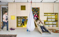 Ultra Architects NURSERY WOW IN PIXEL BUILDING