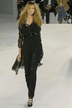 Fall 2007 Ready-to-Wear Chanel