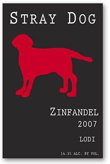 Stray Dog Zinfandel