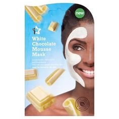 Superdrug White Chocolate Mousse Mask