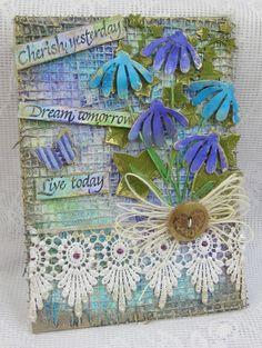 Floral Fantasies: Imagine...........