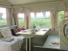 Image result for decorating travel trailers