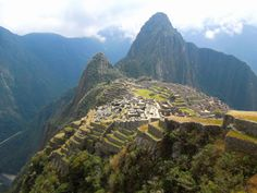 #MachuPicchu received the number one spot for the top landmarks award in the world by TripAdvisor.