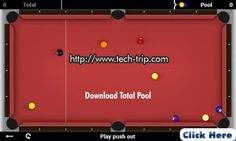 Total Pool for Android Phones and Tablets