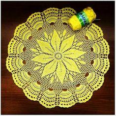 Free Crochet Doily Patterns, Crochet Coaster Pattern, Filet Crochet Charts, Crochet Lace Edging, Crochet Borders, Crochet Squares, Hand Crochet, Lace Doilies, Crochet Doilies
