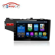 """Bway 10.2"""" car radio for Honda FIT 2014 Left android 4.4 car dvd player with bluetooth,GPS Navi,SWC,wifi,Mirror link,support DVR"""