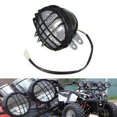 LED Headlight For 70cc 110cc 125cc 200cc TAOTAO SUNL Roketa ATV Go Kart