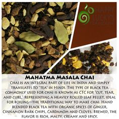 Mahatma Masala Chai