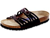 Birkenstock Granada Habana Oiled Leather with Soft Footbed