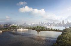 Garden Bridge Gains Final Approval From Mayor Of London