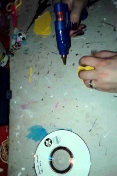 Como hacer una falda de tablas de goma eva sin patrones