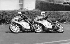THE GOLDEN YEARS — Tandem Honda 6 cyl x 2 - Mike - Jim