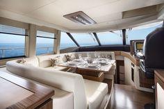 阿茲慕Magellano 53 | 阿茲慕遊艇官方機構| 奢侈遊艇銷售