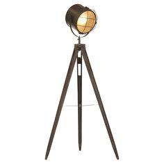 Antracietkleurige vloerlamp met industrieel uiterlijk. Grote fitting E27. 158 cm hoog.#vloerlamp #kwantumstijl