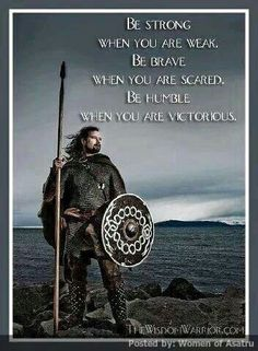 Either Thor or an old Viking.are there any young Vikings? Viking Life, Viking Warrior, Viking Woman, Valhalla Viking, Warrior Spirit, Warrior Quotes, Fortes Fortuna Adiuvat, Viking Quotes, Viking Sayings