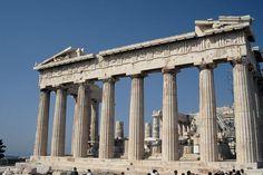 Athens & The Parthenon