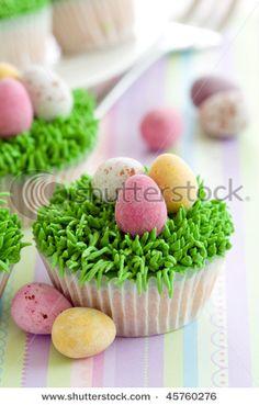 Sweet & Cake: Cupcakes de Páscoa, um mimo para sua família.