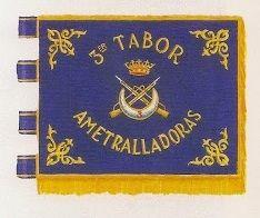 Grupo de Regulares de Ceuta Nº 3 Banderín de la Compañía de ametralladoras del 3º Tabor. Anverso Calm, Artwork, Armed Forces, Military Uniforms, Machine Guns, Scripts, Work Of Art, Auguste Rodin Artwork, Artworks