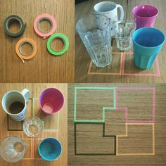 """How to keep track of the family glasses (so you can save on the washing of dishes - and """"mom can you get me a glass"""") I Got You, Tips, Track, Dishes, Canning, Mom, Glasses, Tableware, Inspiration"""