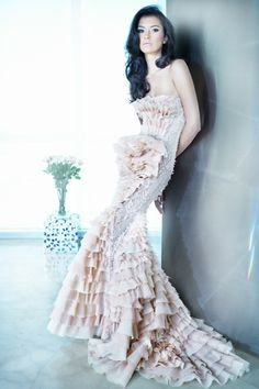 Ziad Nakad Haute Couture 2012 Collection @Maysociety