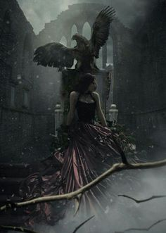 Angel After Dark. Top Gothic Fashion Tips To Keep You In Style. Consistently using good gothic fashion sense can help Story Inspiration, Character Inspiration, Gothic Fantasy Art, Arte Obscura, Applis Photo, Goth Art, Dark Gothic, Dark Photography, Dark Beauty