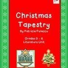This resource uses the story Christmas Tapestry by Patricia Polacco to cover language, math, drama & art expectations for students in 4th-6th grade.  $