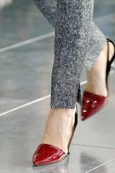 Time to put your best foot forward! NYFW