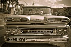 1961 chevy apache ~