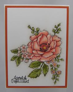 Tickets à la Janette: April 2016 Handmade Greetings, Greeting Cards Handmade, Making Greeting Cards, Altenew Beautiful Day Cards, Beautiful Handmade Cards, Altenew Cards, Stampin Up Cards, Penny Black, Polychromos