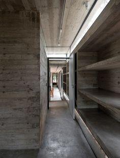 Casa SV by Luciano Kruk Arquitectos