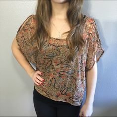 Wet Seal Top Good condition Wet Seal Tops