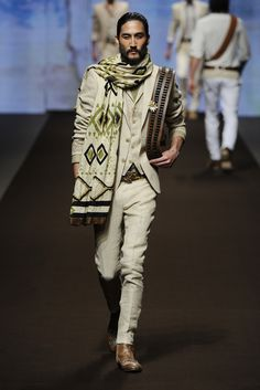 ETRO Man Spring Summer 14 Fashion Show