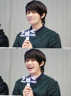 His smile<3
