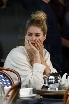 Pics of Gorgeous Doutzen Kroes Hairstyle for Your Inspiration Nathalia Vodianova, Instagram Lifestyle, Air Dry Hair, Hair Again, Brown Blonde Hair, Doutzen Kroes, L'oréal Paris, Grunge Hair, Hair Highlights
