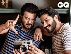 Father son duo... Anil Kapoor and Harshvardhan Kapoor poses for GQ India! @filmywave  #AnilKapoor #HarshvardhanKapoor #GQIndia #GQ #photoshoot #shoot #celebrity #bollywood #bollywoodactress #bollywoodactor #actor #actress #star #fashion #fashionista #bollywoodfashion #bollywoodstyle #glamorous #glamour #hot #love #beauty #instalike #instacomment #filmywave