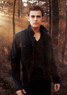 Paul Wesley aka Stefan <3