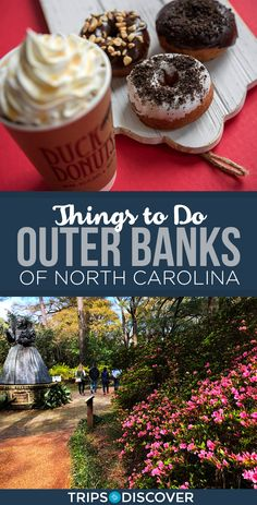 """The area in North Carolina known as the """"Outer Banks"""" is made up of a long string of barrier islands between the Atlantic Ocean and the mainland. Outter Banks North Carolina, Nags Head North Carolina, North Carolina Vacations, Kitty Hawk North Carolina, Corolla North Carolina, Fort Bragg North Carolina, Duck North Carolina, Emerald Isle North Carolina, Jacksonville North Carolina"""