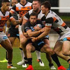 Intrust Super Premiership NSWRL - Mounties v Wests Tigers