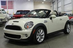 2013 Mini Cooper S Convertible Mini Cooper S, Classic Mini, Cars For Sale, Convertible, Vroom Vroom, Autos, Infinity Dress, Cars For Sell