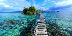 Sulawesi, Gorontalo, Tomini Bay - Indonesia
