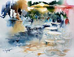 Correz'Art - Exposition Décembre 2010 - Jean-Claude PAPEIX