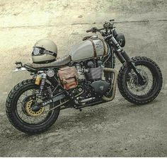 caferacer55@motorlardunyasi - Custom Scrambler 900 . @cyclesgram